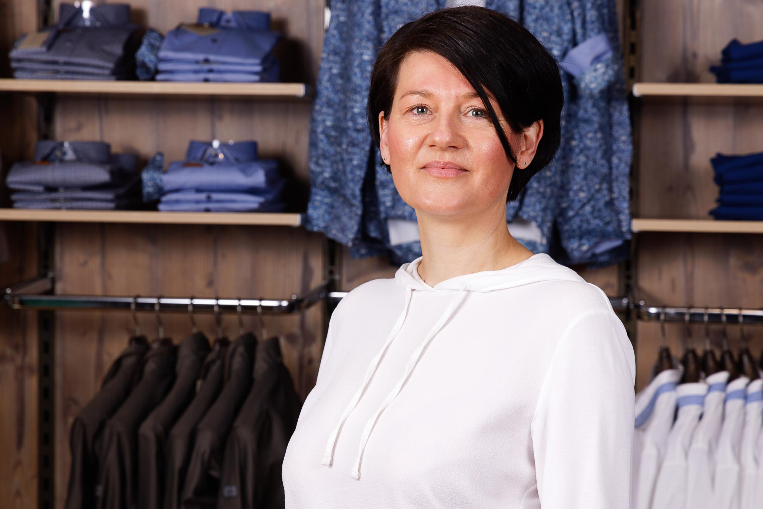 Andrea Pleyer / Modeberaterin Modern Casual