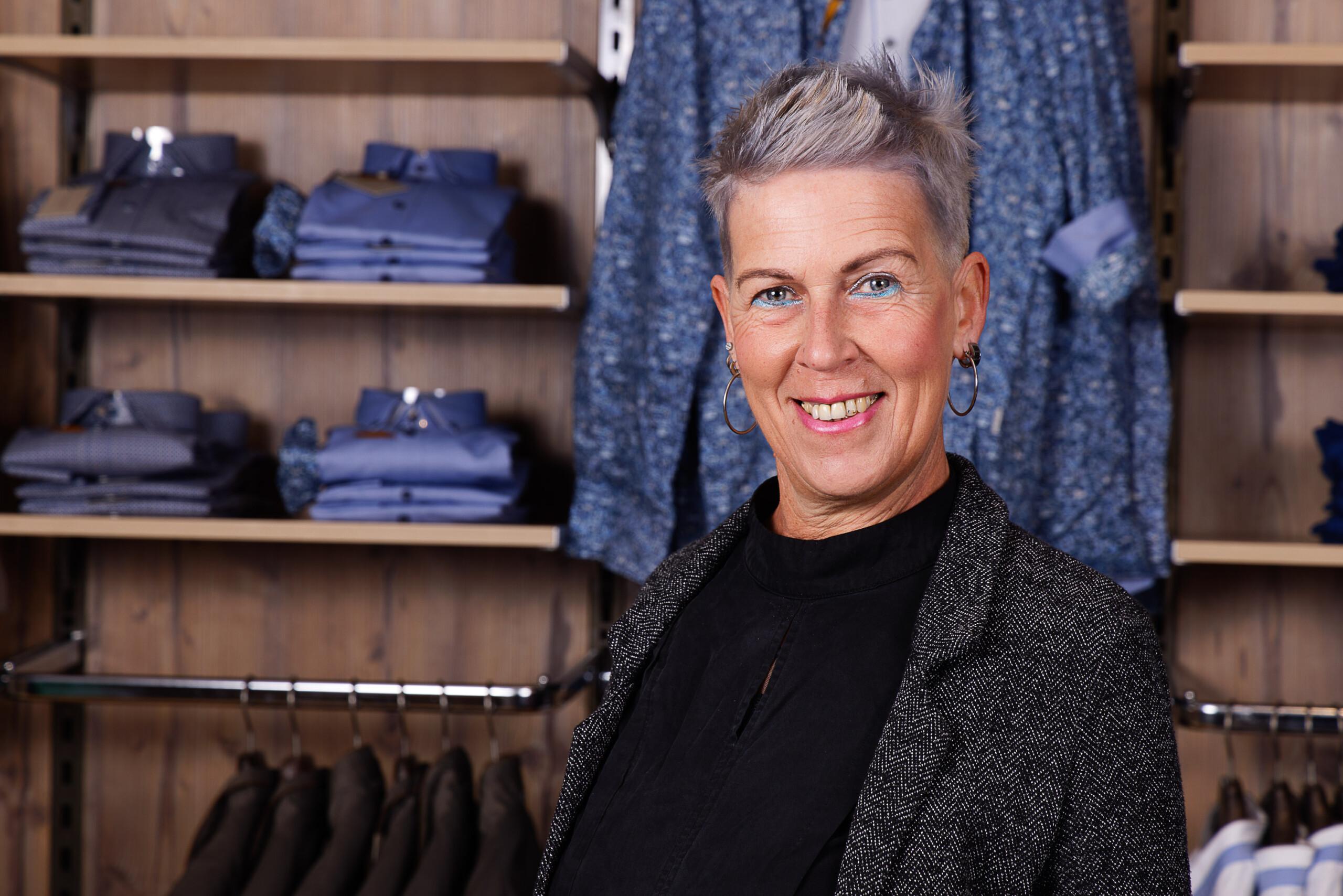 Burga Fischer / Beraterin Wäsche