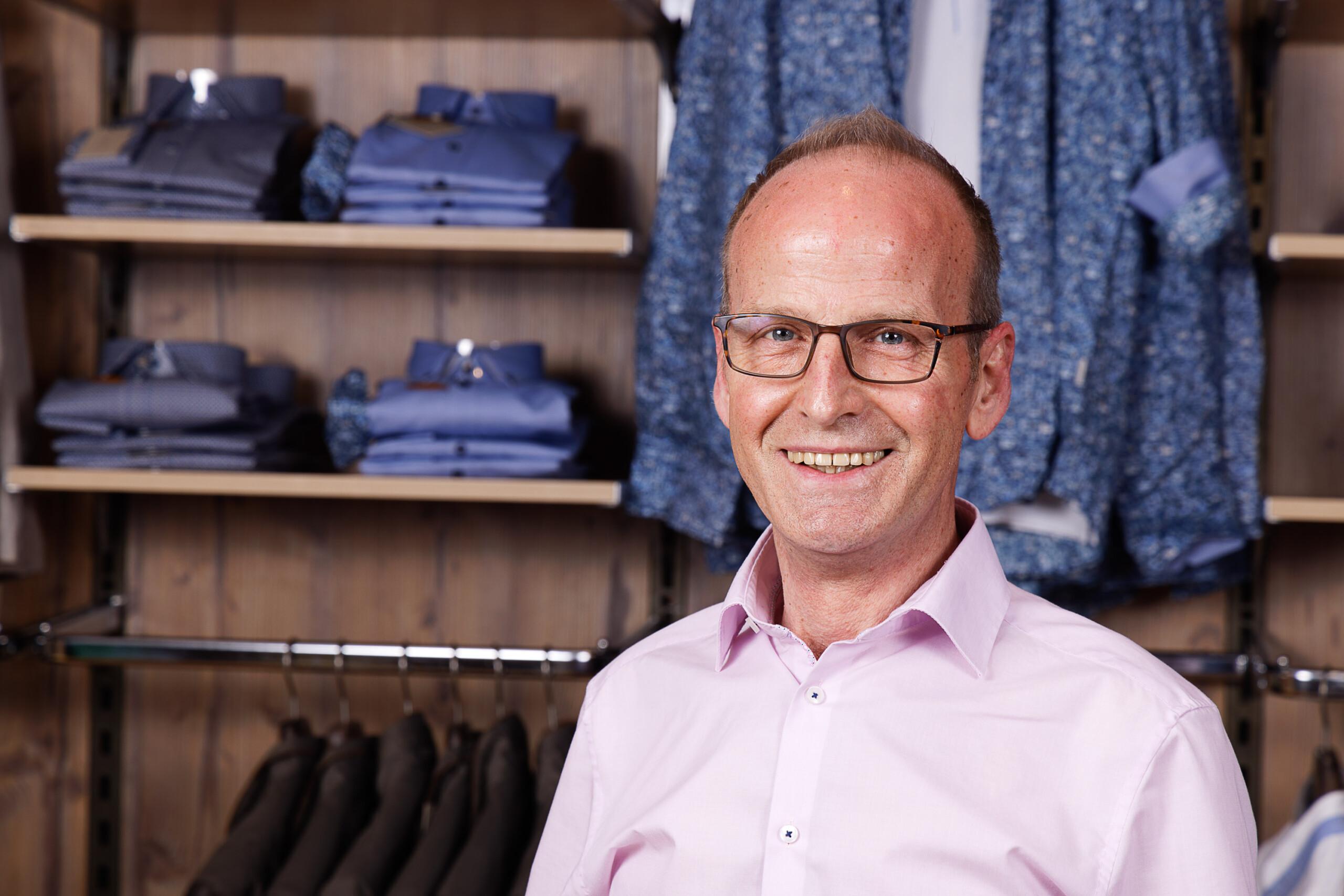 Herr Topf / Modeberater Herren