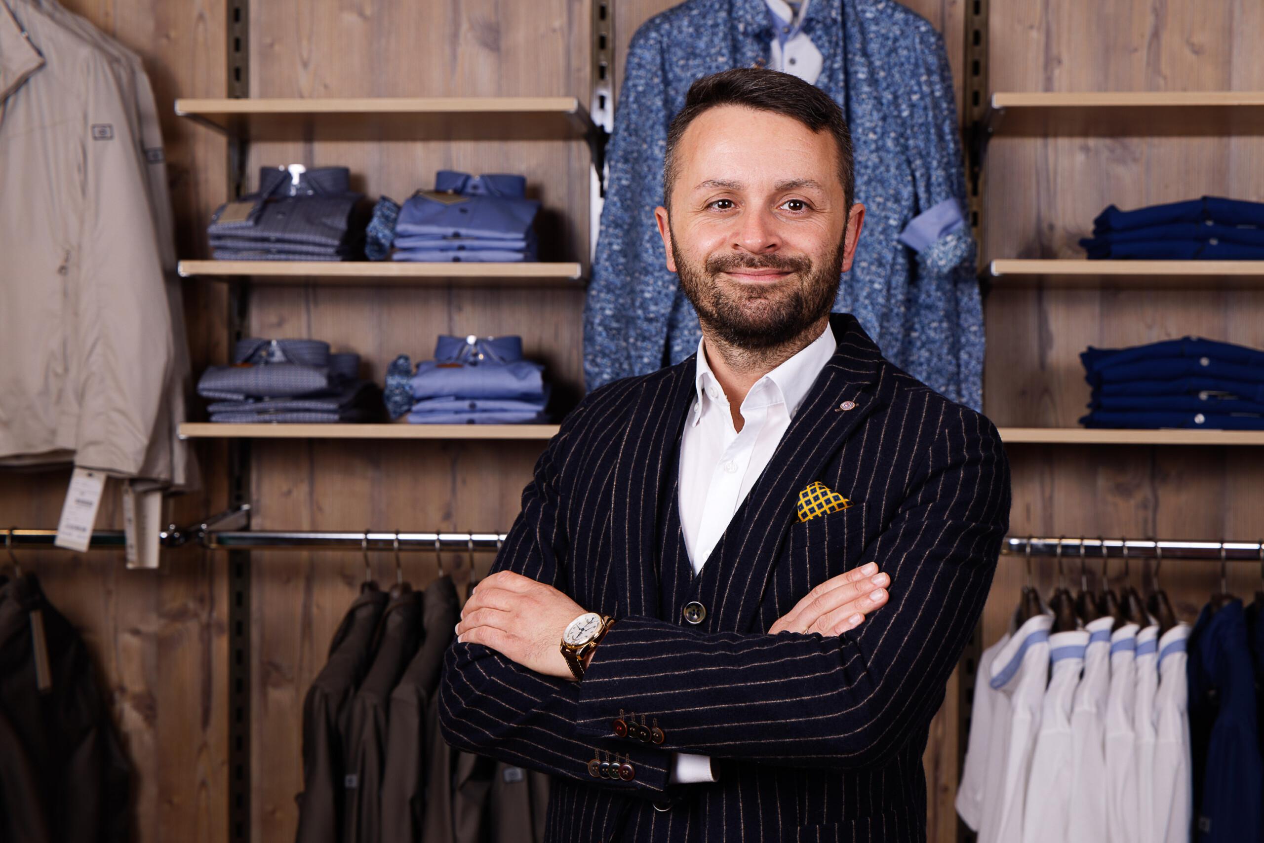 Robert Luhn / Geschäftsleiter