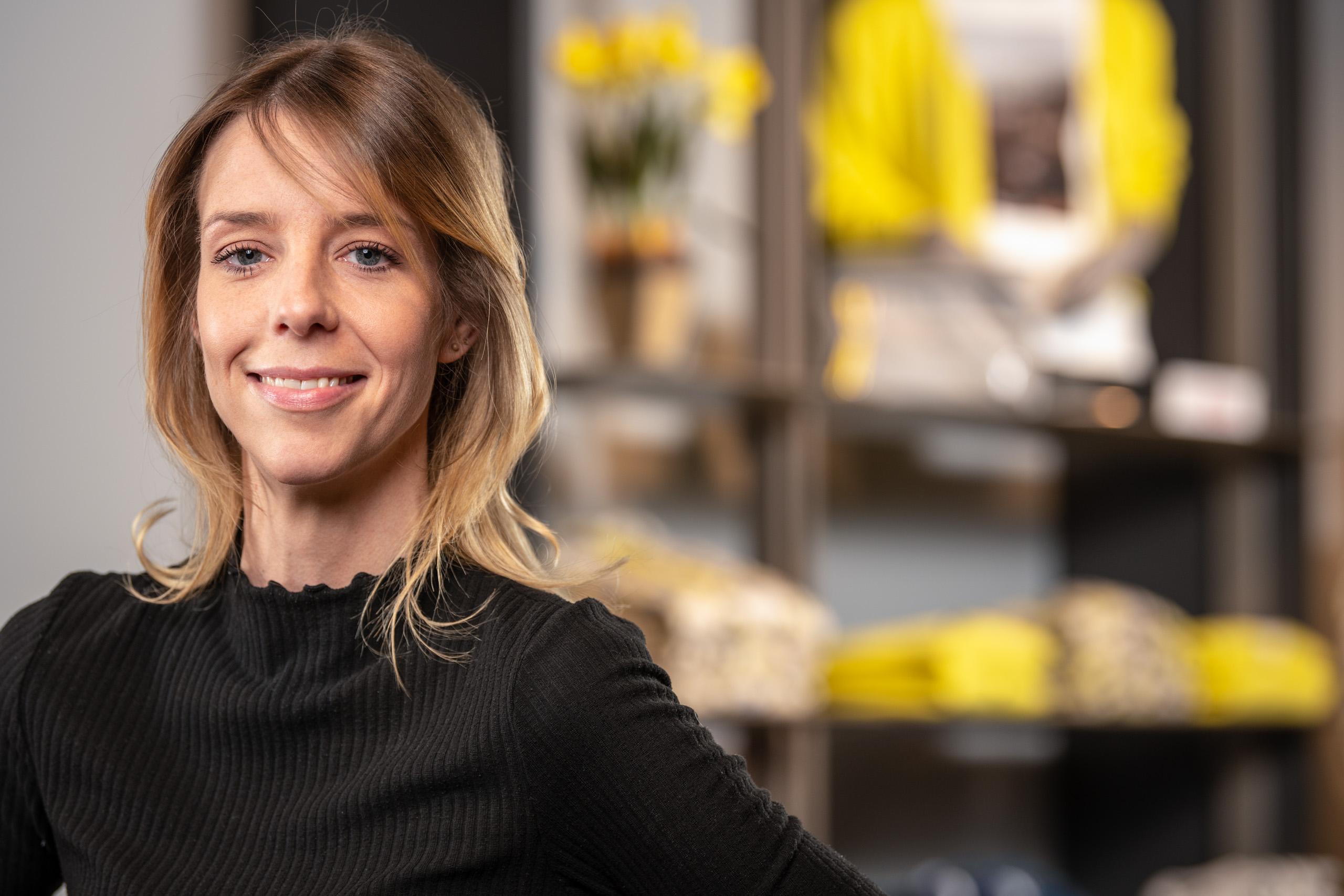 Carina Gullmann / Teamleiterin Herren