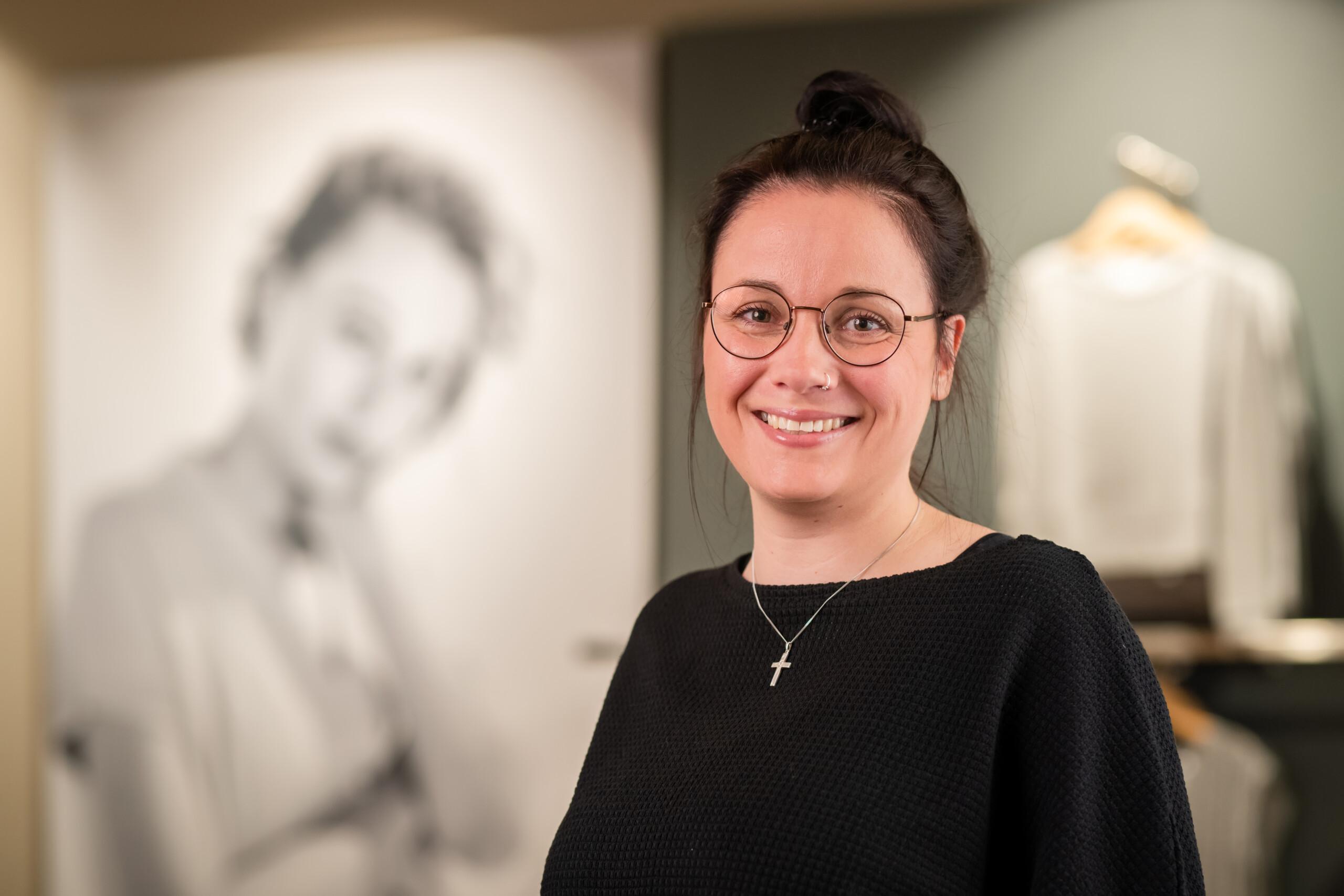 Heidi Fey / Modeberaterin Damen- & Herrenabteilung