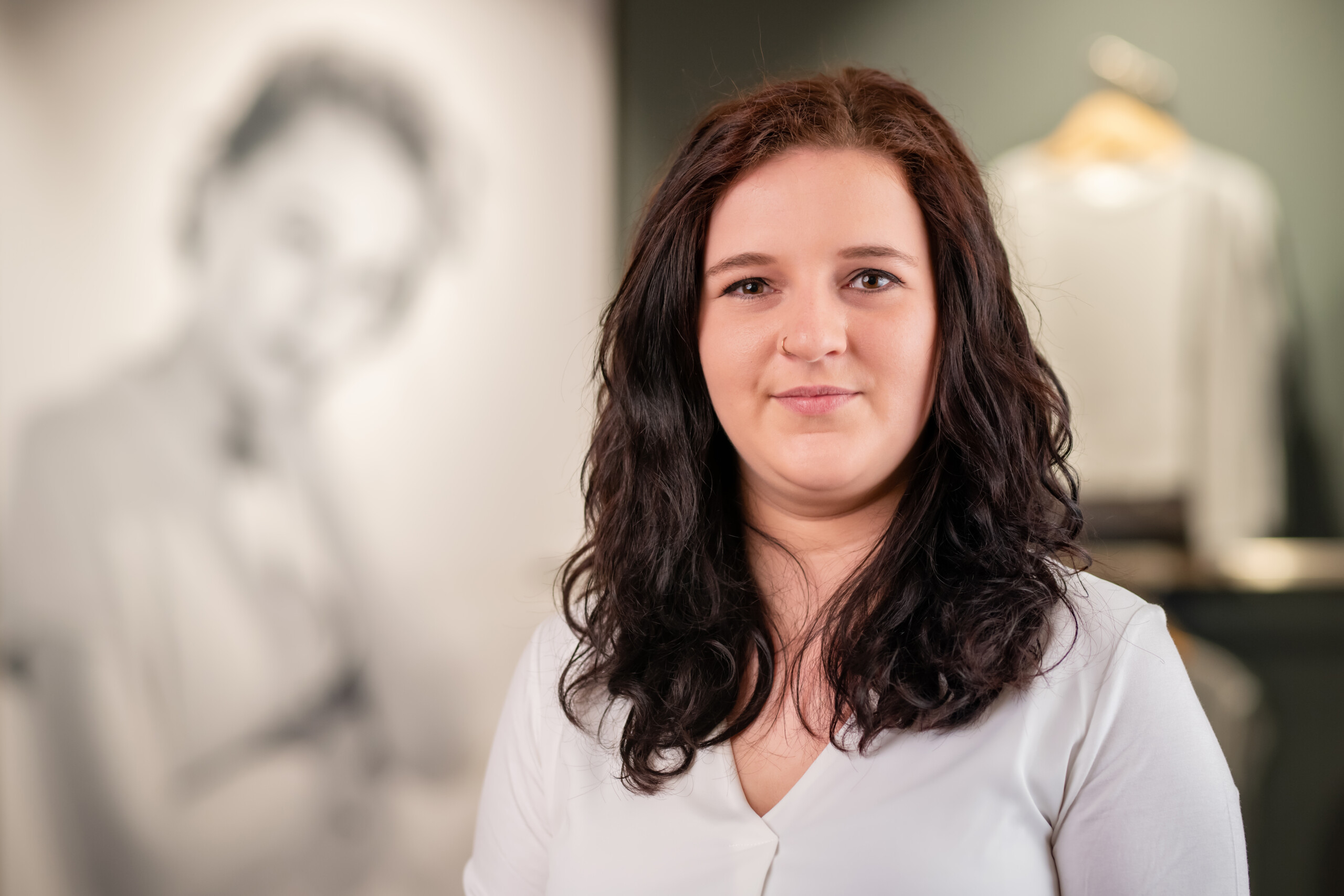 Isabel Velke / Auszubildende