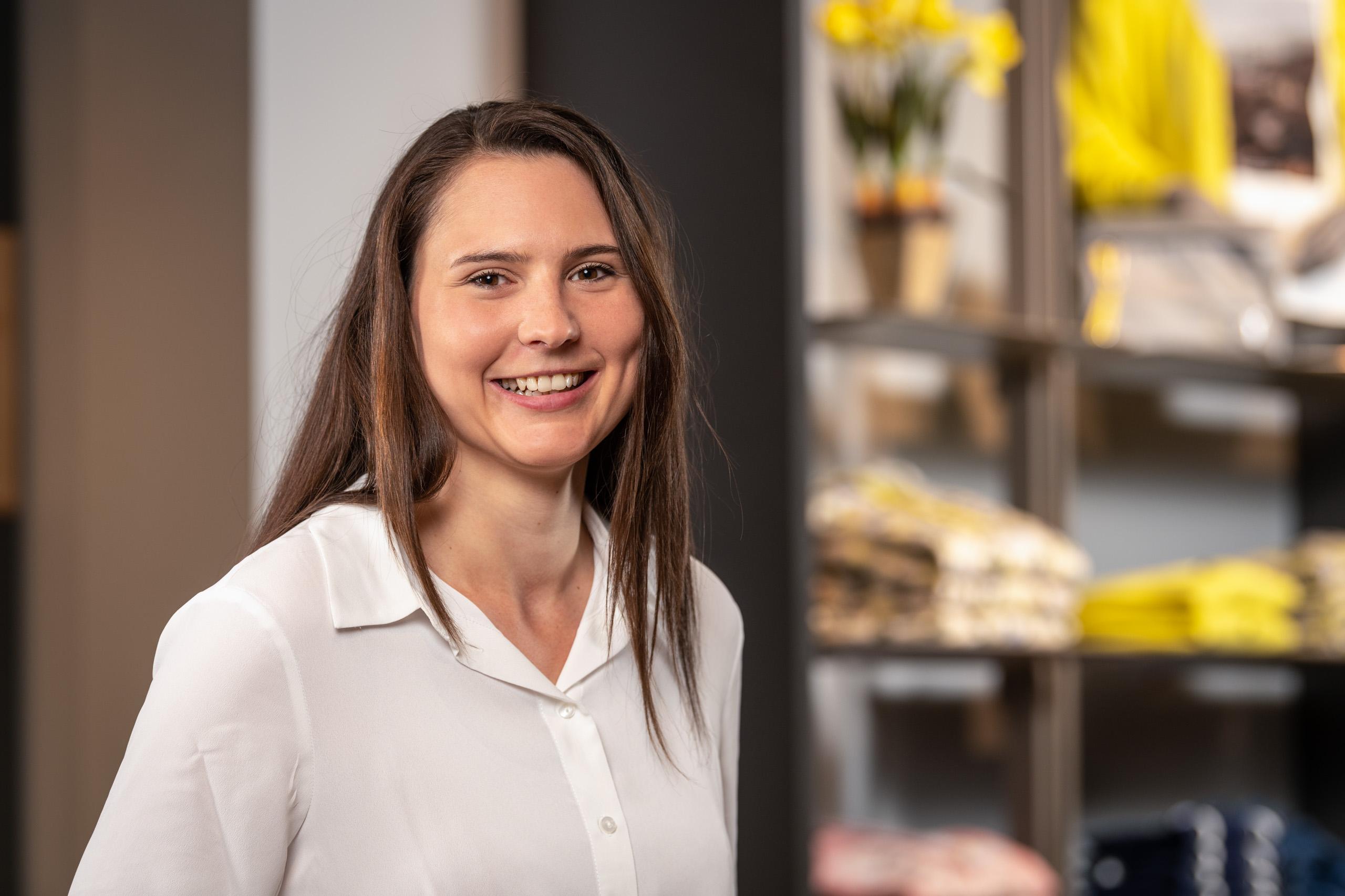 Melanie Lehman / Teamleiterin Kinderabteilung