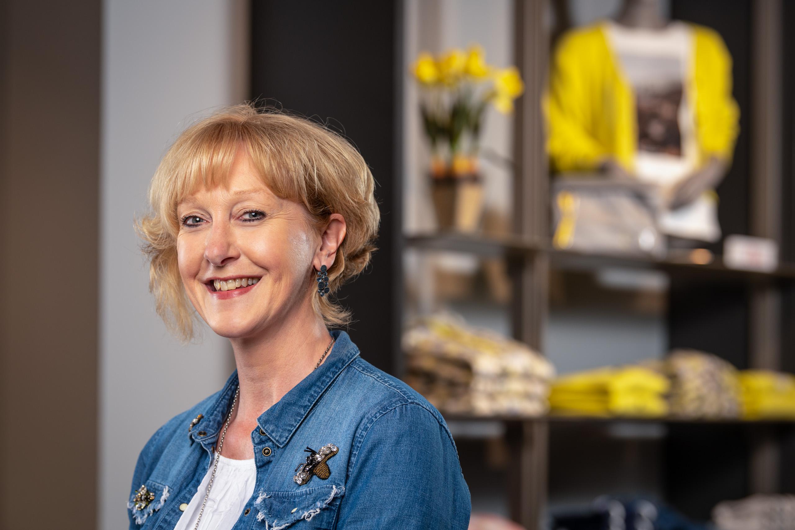 Monica Schlesinger / Beraterin Uhren- und Schmuck