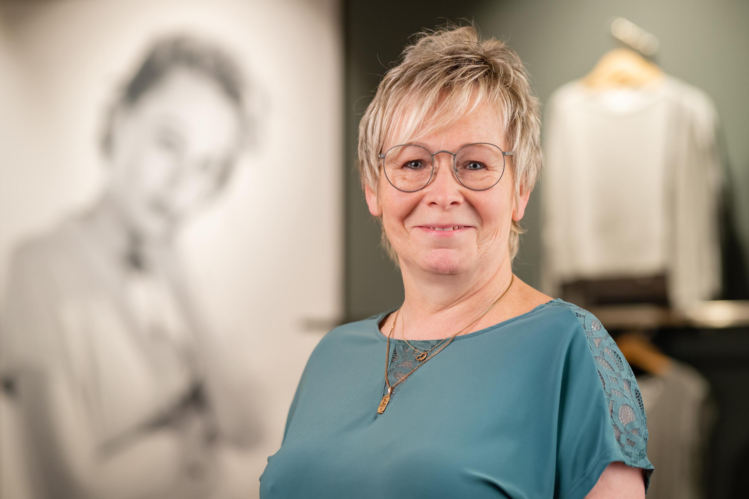 Sabine Lipfert / Modeberaterin Damen- & Herrenabteilung