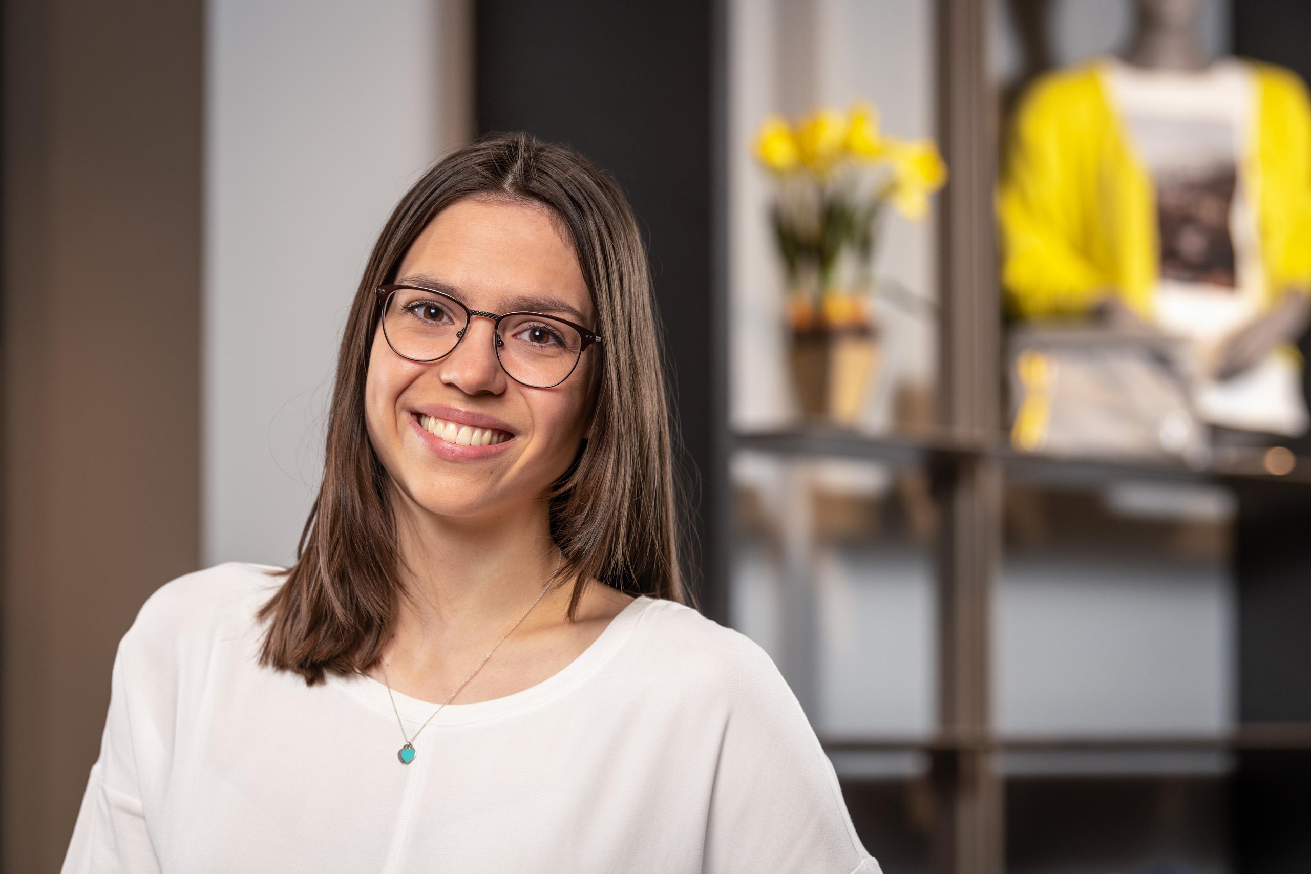 Svenja Jakob / Beraterin Bücherabteilung