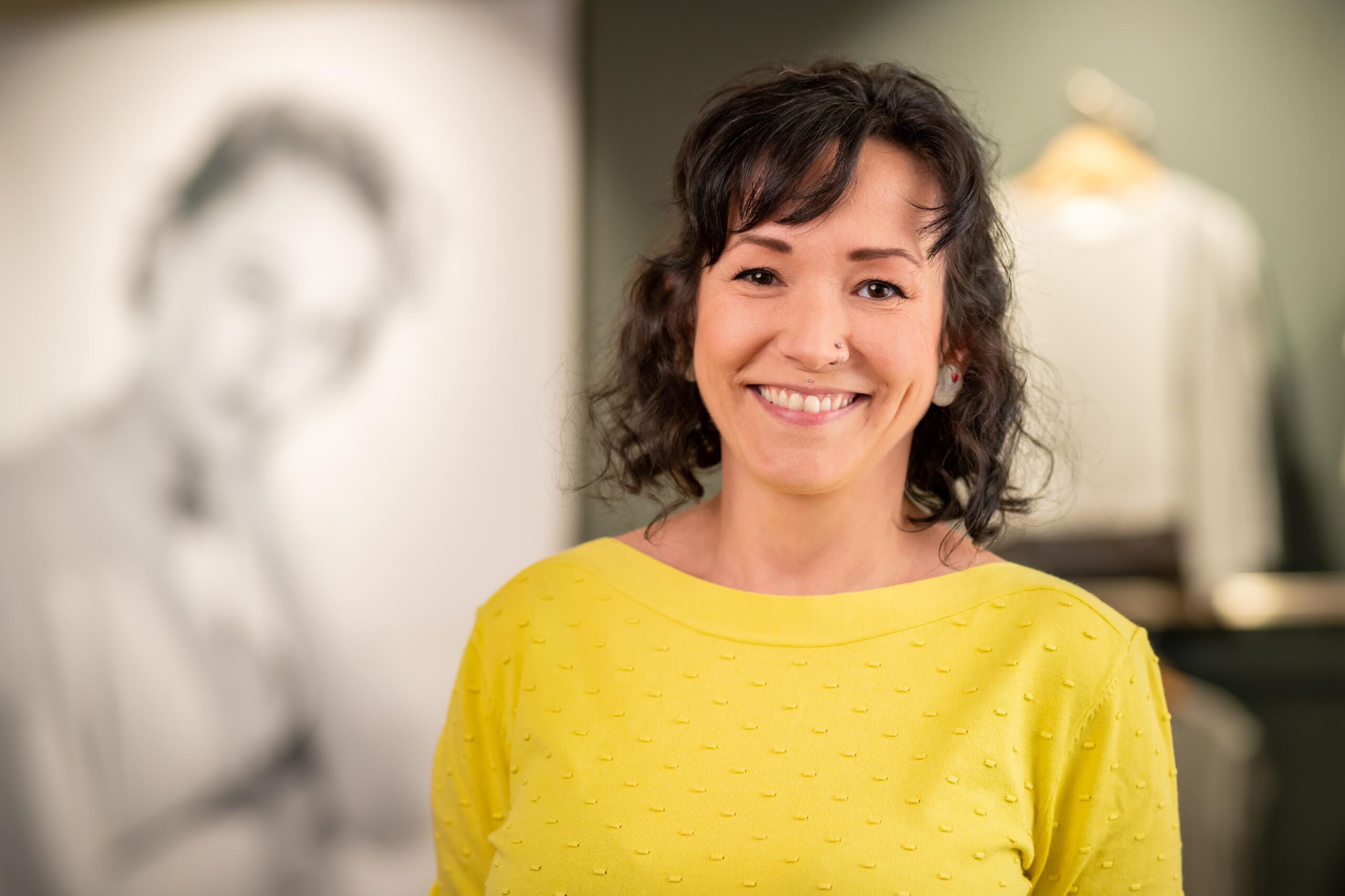 Tina Schumann / Beraterin Kinder- & Wäscheabteilung
