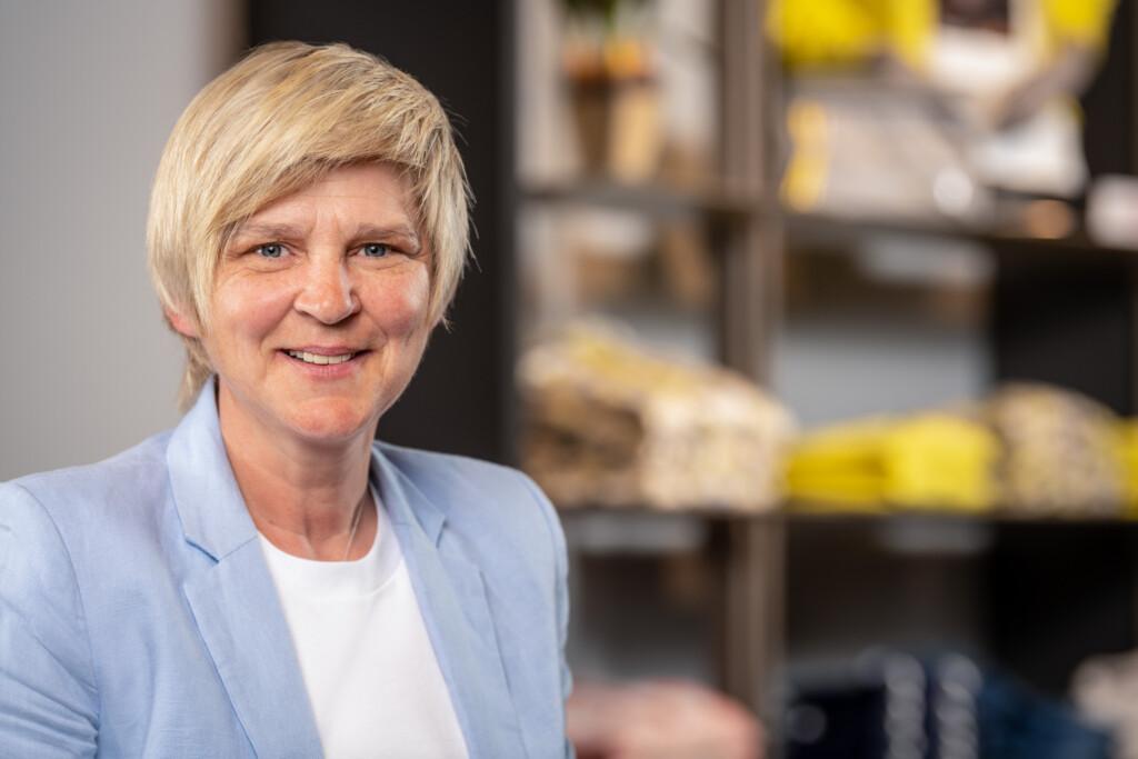 Carmen Schäfer / Geschäftsleiterin