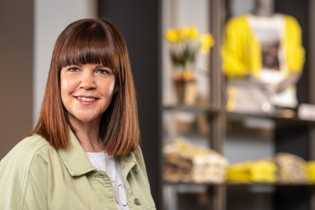 Pia Steinborn / stv. Geschäftsleiterin & Teamleiterin Young Fashion